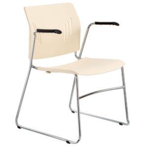 敦煌傢具-ACE-05A扶手訪客椅