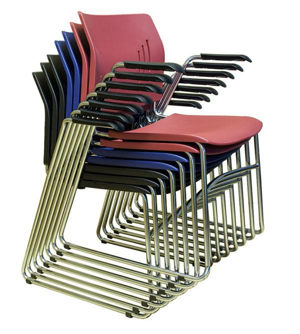 敦煌傢具-ACE-05CA扶手訪客椅