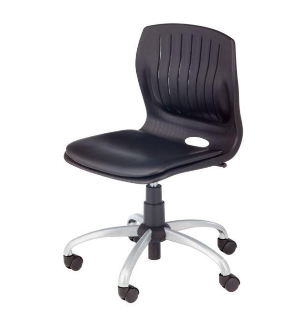 敦煌傢具-TEC-02電腦椅-黑色