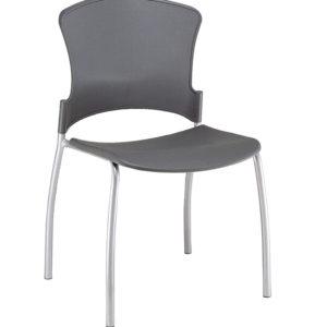敦煌傢具-EVA-06C四腳訪客椅