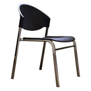 敦煌傢具-VP-01-四腳訪客椅